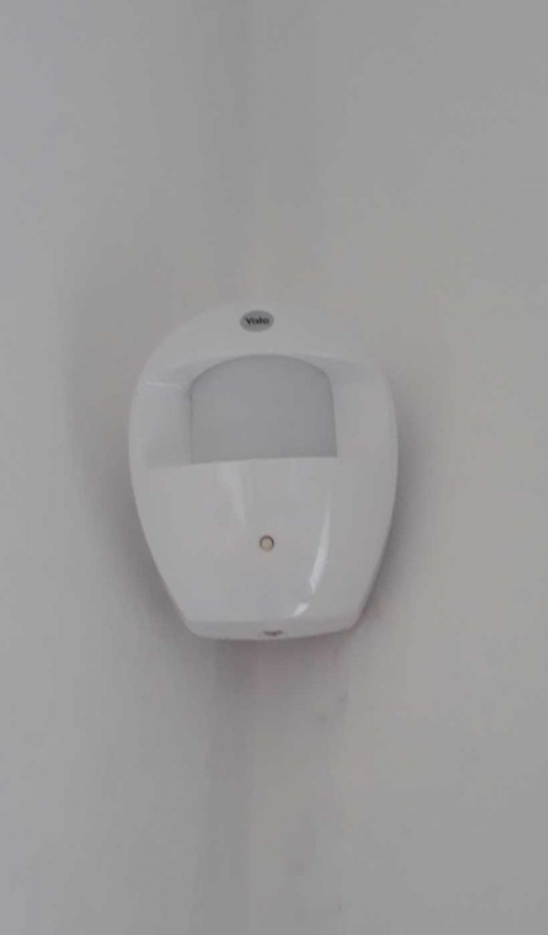 Smart alarm systems Yale